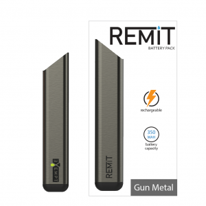 Remit Battery Pack - Gunmetal