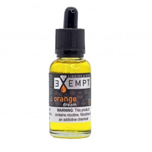 EXEMPT Nic Salt Orange Dream (30ml)